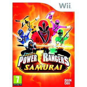 Power Rangers Samurai [Wii]