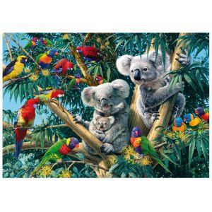 Wentworth Puzzle en Bois - Koala Outback