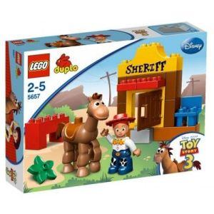 Duplo 5657 - Toy Story : Jessie et Pile-Poil le cheval