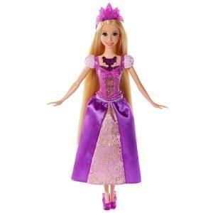 Mattel Disney Princesse pierres précieuses : Raiponce