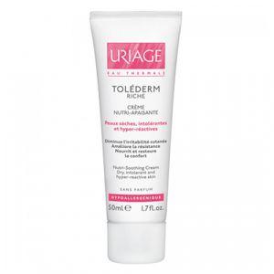 Uriage Tolederm riche - Crème nutri-apaisante