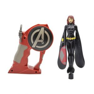Bandai Figurine Avengers Flying Heroes Black Widow