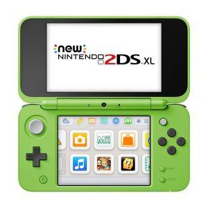 Nintendo Console New 2DS XL Minecraft Creeper Edition