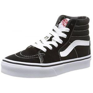 Vans Chaussures Junior Sk8-hi (black) Enfant Original Classic, Taille 32