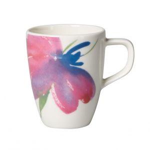 Villeroy & Boch Artesano Flower Art tasse à moka/expresso sans sous-tasse