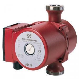 Grundfos 95906408 - Circulateurs simples eau chaude sanitaire UPS 25-55N mono 230v entraxe 180mm