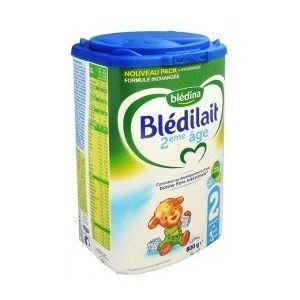 Blédina Blédilait 2ème âge 800g - de 6 à 12 mois