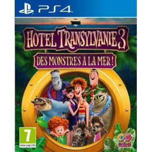 Hotel Transylvanie 3 : Des Monstres à la Mer [PS4]