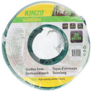 KINZO Tuyau - 25mtr 1/2 - Diametre 14mm