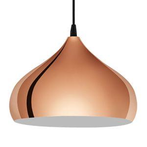 Eglo Lampe suspendue HAPTON Cuivre, 1 lumière