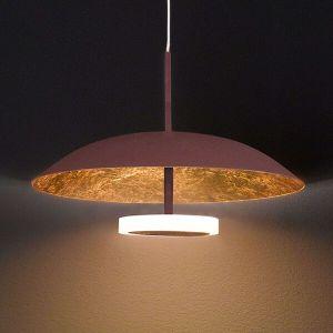 Wofi Suspension LED bicolore Pierre