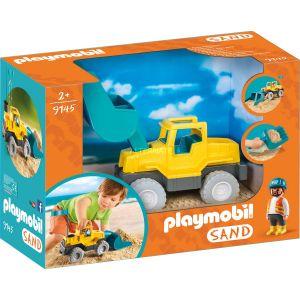 Playmobil 9145 Sand - Chargeur avec pelle