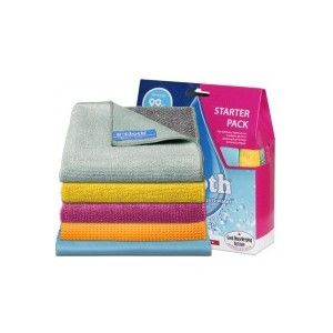 E-Cloth 8930115 - Lingettes microfibres nettoyage