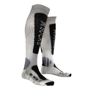 X-Socks Mtal Chaussettes Homme Argent 45-47