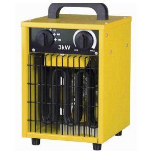Domair AERO3C - Radiateur soufflant pour travaux domestiques 3000 Watts