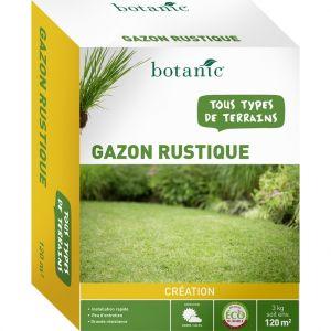 Botanic Gazon Rustique Label Éco-durable 3 kg
