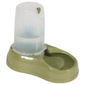 Zolux Distributeur d'eau antidérapant vert pastel - 1,5 l