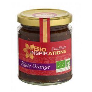 Thorem Confiture de Figue Orange Bio, pot 220 gr