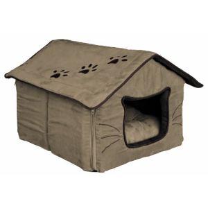 Trixie Maison Hilla pour chat (35 x 30 x 40 cm)