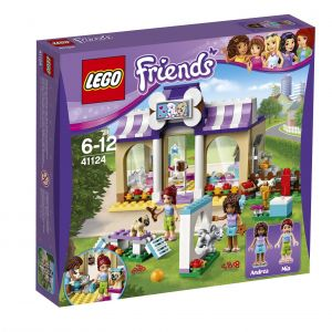 Lego 41124 - Friends : La garderie pour chiots de Heartlake City