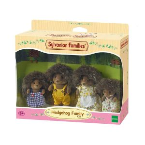 Epoch 4 Figurines Famille Herisson
