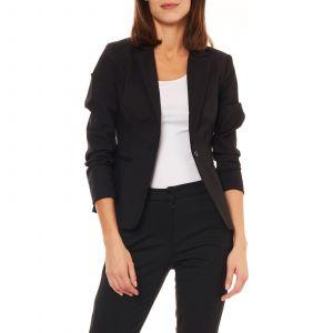 Vero Moda Blazers Vero-moda Victoria L/s Blazer - Black - L