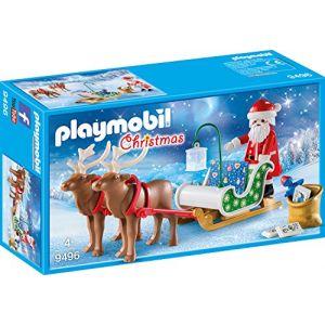 Playmobil 9496 - Christmas - Traineau du Père Noël - 2019