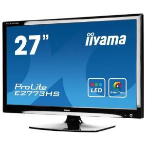 """iiyama ProLite E2773HS-1 - Ecran LED 27"""""""