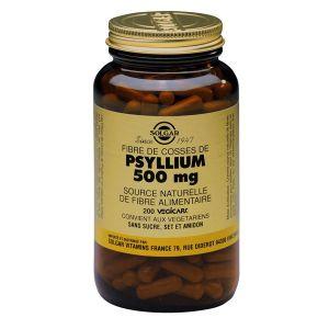 Solgar Psyllium 500 mg - 200 gélules