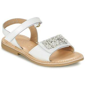 Mod'8 Sandales enfant ZANDRINE blanc - Taille 28