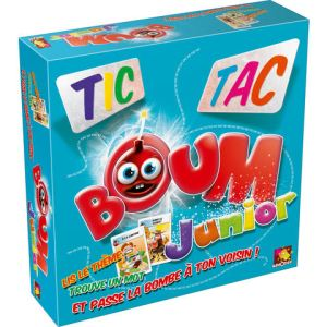 Asmodée Tic Tac Boom Junior