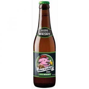 Brasserie Haacht Rince Cochon Whisky Dark Ale - Bière Brune - 33 cl - 8,5 %