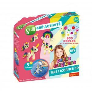 Gulli Cré'activités Perles Magiques (800p) Licornes