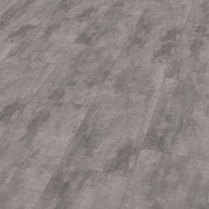 Wineo 400 Stone | Dalle PVC clipsable hybride 'Glamour Concrete Modern' - 60,1 x 31 cm