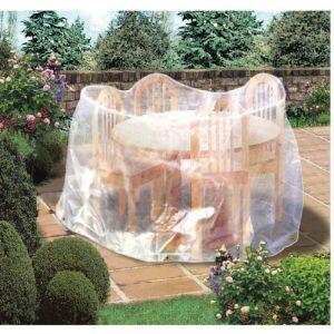 Image de Cap Vert Housse pour table de jardin ronde