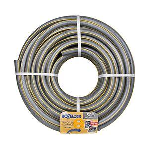 Hozelock Tuyau d'arrosage Tricoflex Ultramax (19 - 50) - Ø mm : 19 - Longueur m : 50