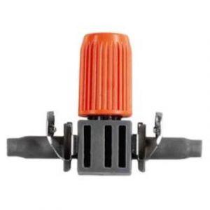 Gardena Goutteur en ligne pour tuyau 4,6mm 0 à 20 L/H (10 pièces)