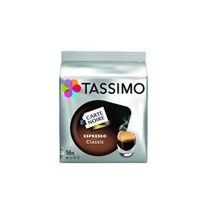 Tassimo Carte Noire Espresso Classic 16 Tdisc