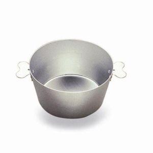 Gobel 212620 - Moule à charlotte en métal (18 cm)