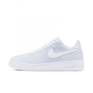 Nike Chaussure Air Force 1 Flyknit 2.0 pour Homme - Blanc - Taille 43 - Male