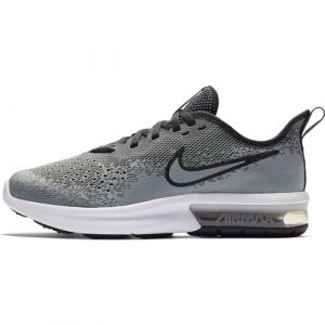 Nike Baskets basses Air Max Sequent 4 Gris