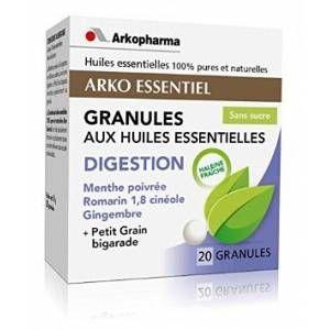 Arkopharma Arko Essentiel - Granules digestion, 20 unités