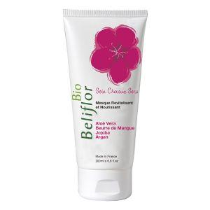 Beliflor Masque revitalisant et nourrissant pour cheveux secs