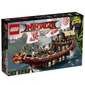 Lego 70618 - Ninjago : Le Qg des Ninjas