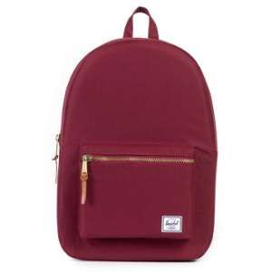 Herschel Sac à dos Settlement Windsor Wine rouge Solde