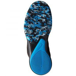 Nike Precision Iii - Black / Mtlc Red Bronze / Lt Current Blue - Taille EU 44 1/2