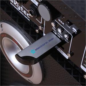 Skytec KA-28 - Set d'enceintes karaoké actives USB SD AUX