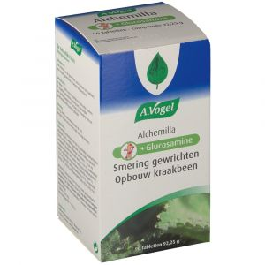 A.Vogel Alchemilla + Glucosamine - 90 gélules