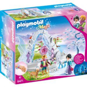 Playmobil 9471 - Frontière Cristal du monde de l'Hiver