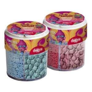 Confettis en sucre Trolls (88 grs)